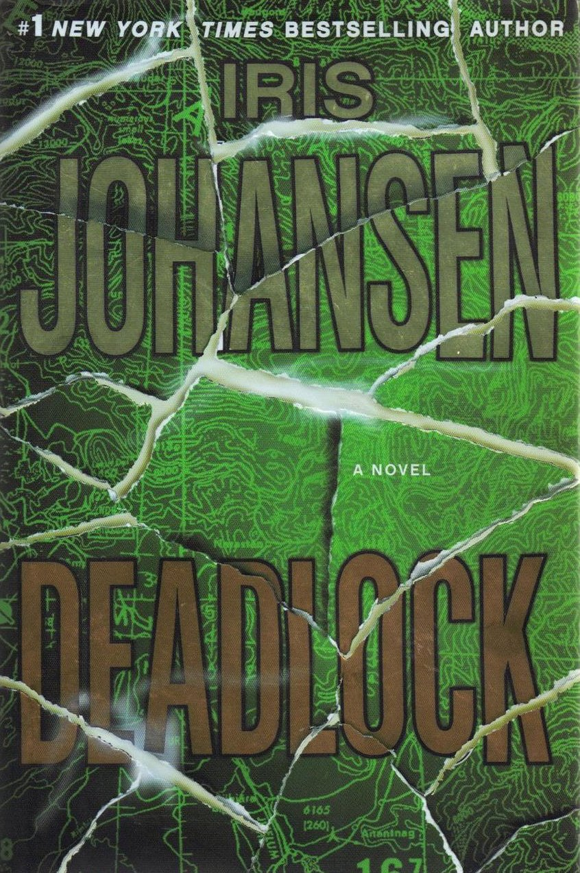 Deadlock, A Novel By Iris Johansen HCDJ