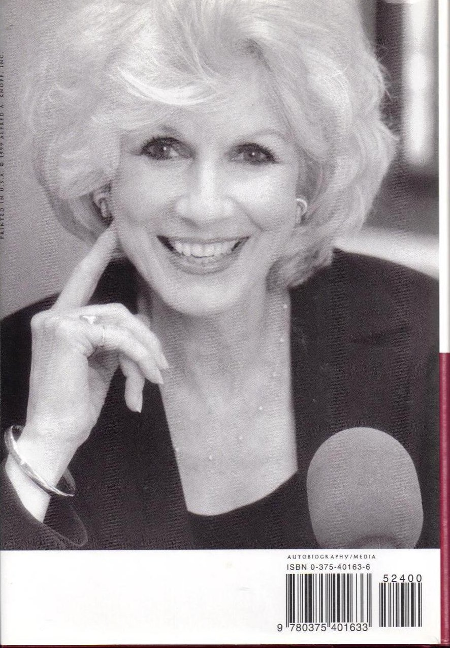 Image 1 of Finding My Voice by Diane Rehm HCDJ 1st Ed
