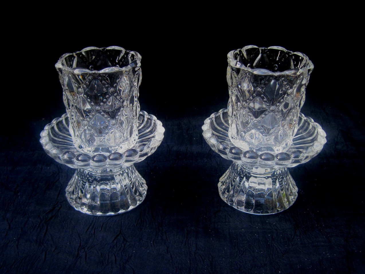 '.Partylite Candle Holders P9246.'