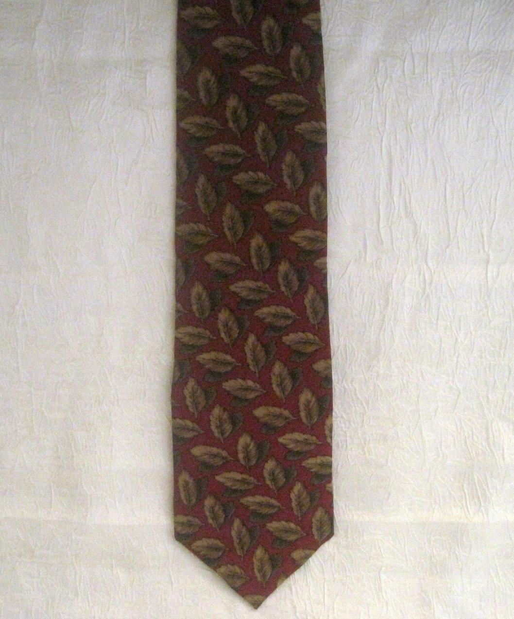 Image 1 of Jerry Garcia Collection 10 Landscape With Eye Necktie Tie