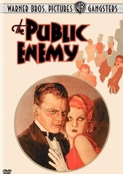 The Public Enemy DVD 2005 James Cagney Jean Harlow