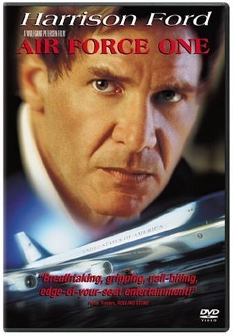 Air Force One 1997 DVD