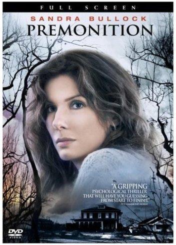 Premonition Sandra Bullock 2007 DVD