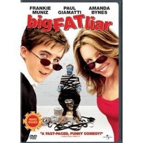 Big Fat Liar Frankie Muniz Paul Giamatti Amanda Bynes 2002 DVD