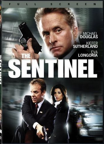 The Sentinel Michael Douglas Kiefer Sutherland 2006 DVD