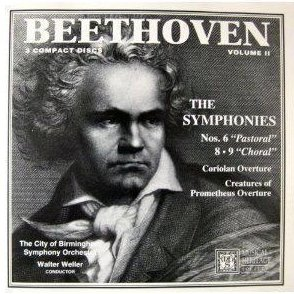 Beethoven The Complete Symphonies Vol II DC Box Set