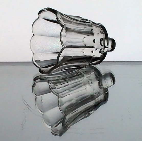 Home Interiors Peg Votive Holder Clear Starlight 11901BD