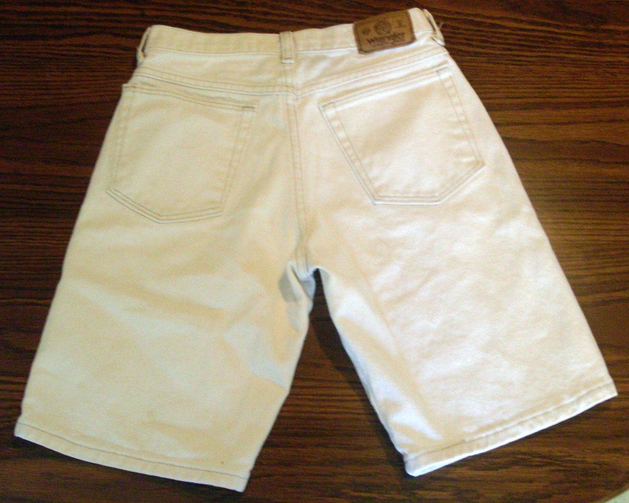 '.Girls Long Shorts White 14.'