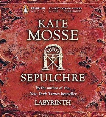 Sepulchre by Kate Mosse Audiobook Unabridged 16 CD Box Set