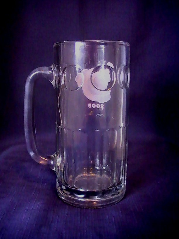 '.A&W Rootbeer Bear Mug 2005.'