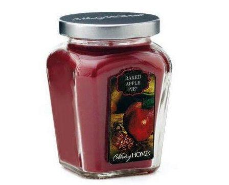 Celebrating Home Baked Apple Pie Jar Candle 7 5 Oz Oos