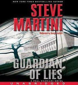 Guardian of Lies Paul Madriani Novel Steve Martini Audio CD