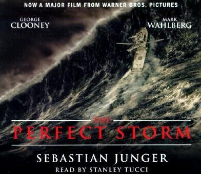 the perfect storm by sebastian junger essay The perfect storm essays:  order plagiarism free custom written essay  movie to book the perfect storm is a novel written by sebastian junger,.