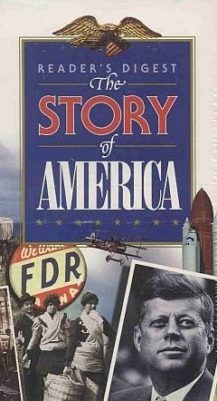 Readers Digest The Story of America VHS Box Set Historical