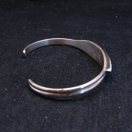 Image 1 of F. Cheama Zuni Inlay Bracelet Jewelry