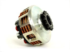 Bully 1'' Turbo Clutch - 6 Spring / 4 Disc
