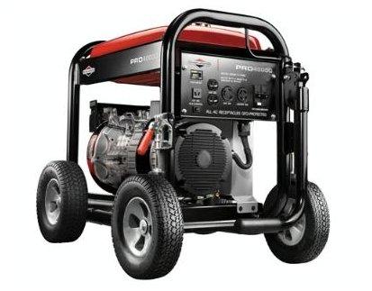 Briggs & Stratton 4,000 Watt Generator
