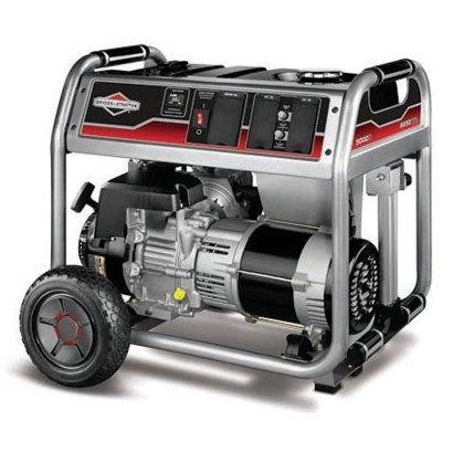 Briggs & Stratton 5,000 Watt Portable Generator