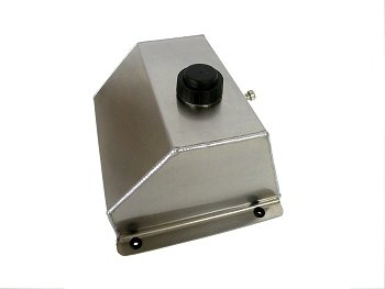 1 Gal. Aluminum Fuel Tank - Low Profile