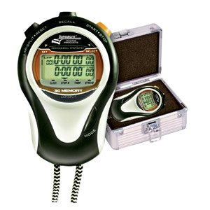 Longacre Memory Stopwatch with Case - 22164