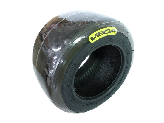 Image 0 of Vega MCS Yellow 6'' Kart Tires