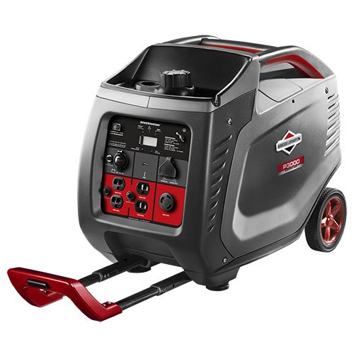 Image 0 of Briggs & Stratton P3000 Inverter Generator - FREE SHIPPING!