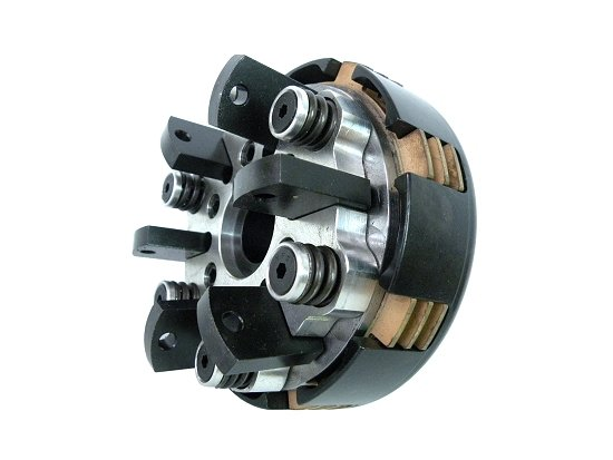 Image 0 of Viper 6-Spring 3-Disc Clutch | Aluminum Drum