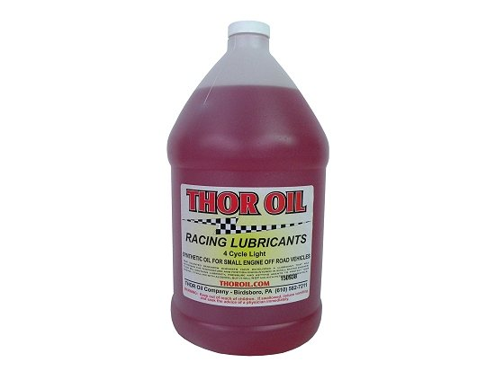 Image 0 of THOR 4-Cycle Engine Oil (Gallon)