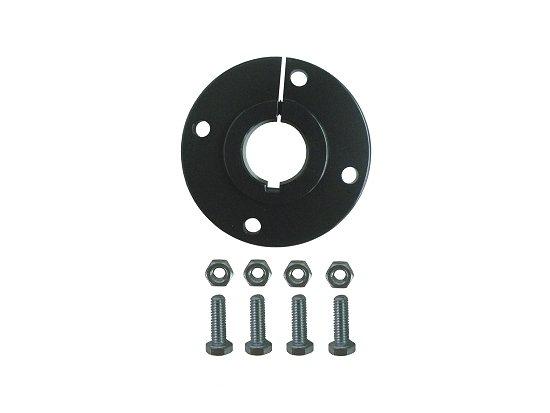 Brake Hub - Billet 1-1/4 (Black)