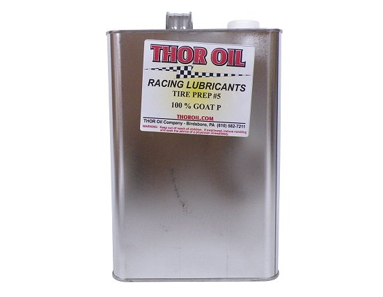 Thor Oil Goat Pee Tire Prep - Gallon