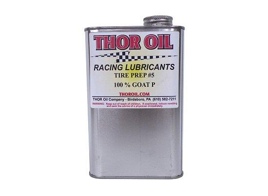 Thor Oil Goat Pee Tire Prep - Quart