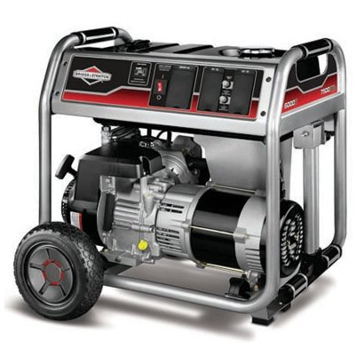 Briggs & Stratton 6,000 Watt Portable Generator