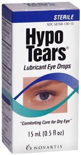 Hypotears 1 %-1 % Drp 15ml
