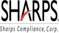 '.SHARPS COMPLIANCE, INC.'