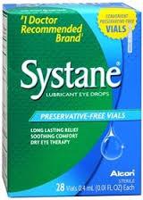 Systane Lub Eye Drop Vl 28 Unit Dose Packaging