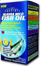 Alaska Wild 90 By 21st Century Nutritional Prod/GNP