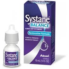 SYSTANE BALANCE DRY EYE DROP 10ML