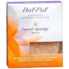 Buf-Puf Sponge Face Gentle