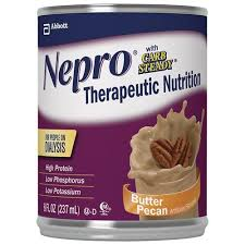 Nepro Can Butter Pecan Inst 24X8 oz