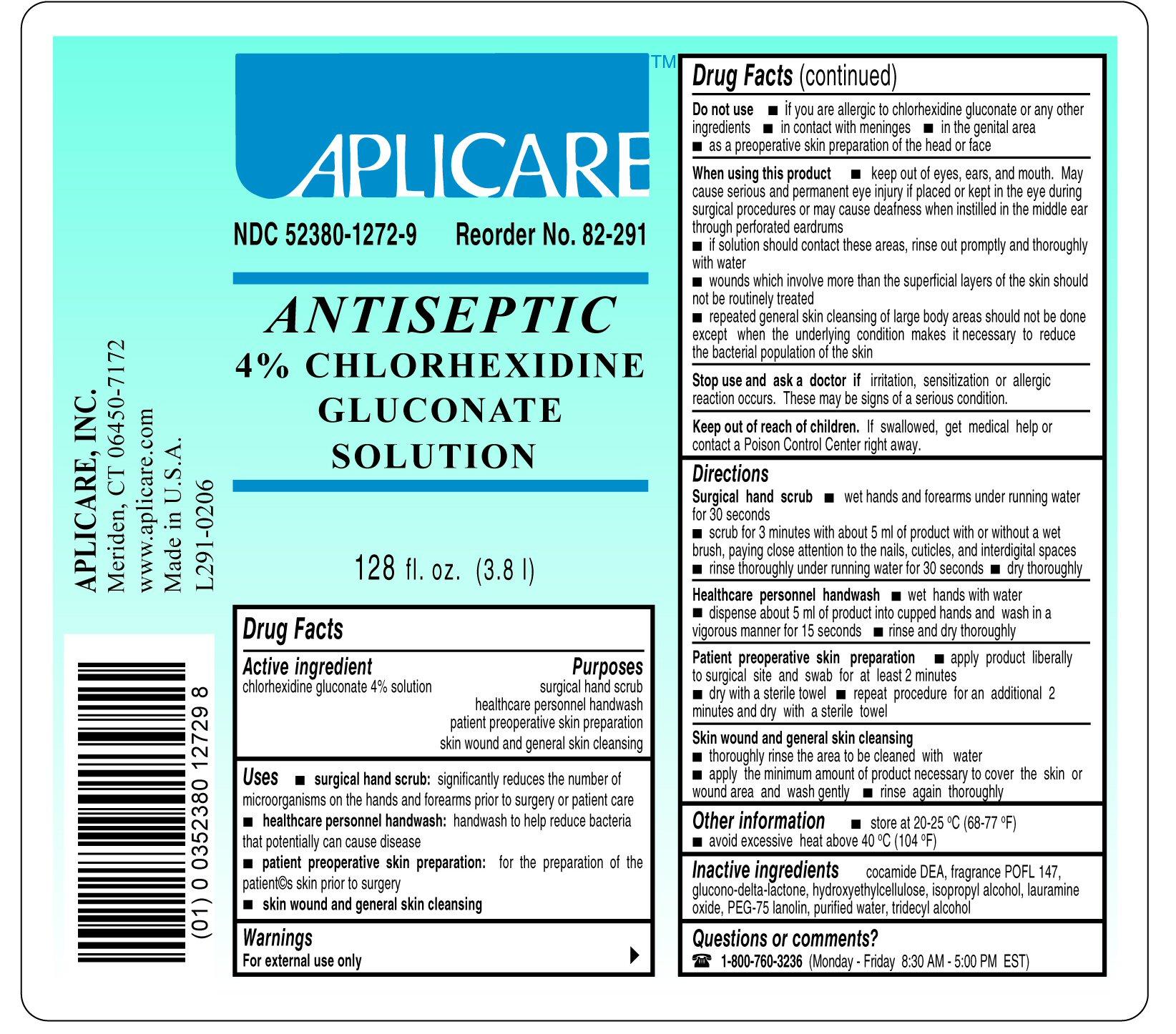 Chlorhexidine Gluconate 4% 118ml
