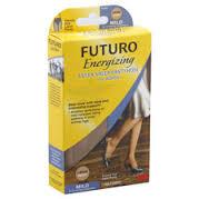 Futuro Pantyhose Usheer Frnch Nud Large 8-15M