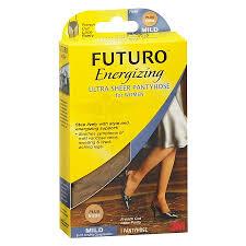 Futuro Pantyhose Usheer Frnch Nud Plus 8-15M