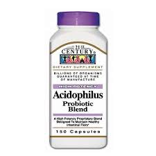 ACIDOPHILUS PROBIO BLEND CAP 150CT 21ST By 21St Century