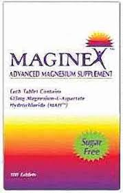 Maginex 615mg Tablet 100Ct