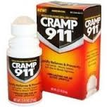Cramp 911 4.5ml By Del Corean, LLC Item No.:4137992 NDC No.: UPC No.: 335484000001 Item Description: External Muscle Pain Relief Lo Other Name:Cramp 911 Therapeutic Code: Therapeutic Class: Analgesic