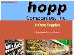 Shelf Chip Clear 7/8 X 2 500 Count By Hopp Companies