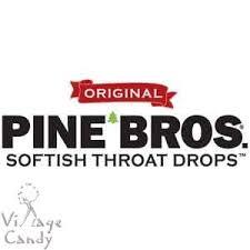Pine Bros Bag 32 By Pine Brothers LLC Item No.:4153440 NDC No.: UPC No.: 854065002116 Item Description: Throat & Cough Drops Other Name:Pine Bros Bag Therapeutic Code: Therapeutic Class: Allergy, Coug