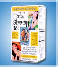 Herbal Slim Tea Hny Lemon 24Ct 21St Cent