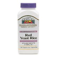 Red Yeast Gelcap 300Ct 12St Cent