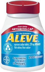 Aleve Arthritis 220 mg Tab 200